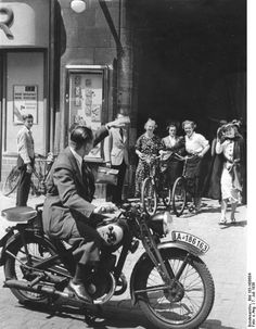 Berlin, 1938
