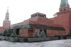 Lenin's Mausoleum, 1924-30, Aleksey Shchusev
