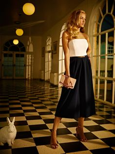 Ted Baker AW14 Lookbook - Take the Lead