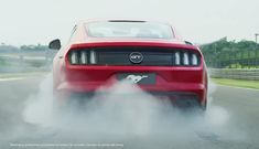 2017 Ford Mustang - Official Test Drive