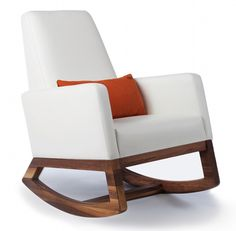Joya Rocker nursing chair. @ $1500 it's a bit ouch but like any classic, a good investment, no?