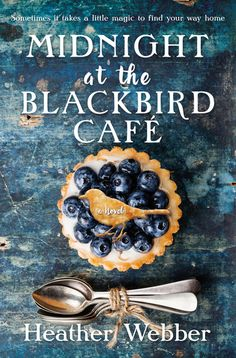"Read ""Midnight at the Blackbird Cafe A Novel"" by Heather Webber available from Rakuten Kobo. THE USA TODAY BESTSELLER Heather Webber's Midnight at the Blackbird Cafe is a captivating blend of magical realism, hear. I Love Books, New Books, Good Books, Books To Read, Summer Reading Lists, Free Reading, Bedtime Reading, Reading Time, Reading Room"