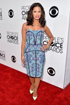 Rocsi Diaz- People's Choice Awards 2014