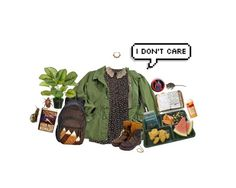"""#496"" by floxpolimon ❤ liked on Polyvore featuring Hot Topic, Peek, Moschino and Ultimate"