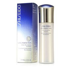 Buy Shiseido  100ml VitalPerfection White Revitalizing Emulsion Free delivey on all skin care, cosmetics and makeup orders within Australia & New Zealand by the best online store eSavings Fresh Scents.