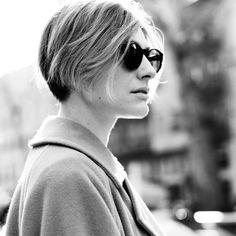 On the Street…..Great Hair, Milan « The Sartorialist
