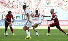 Germany v Portugal - FIFA World Cup Brazil 2014 - Group G Guardian match report