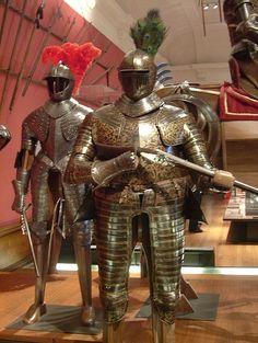 Armour with Shotgun 2 In the Kelvingrove Art Gallery Museum