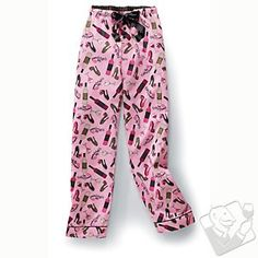 'Party Like An Animal' PJ Bottom at Wine Enthusiast - $29.95