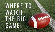 Where will you be watching the #BigGame this Sunday? 🏈📺 The D&Co #Dynamos dish on their top picks in this week's blog post!
