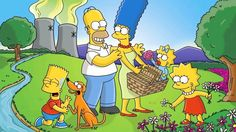 The Simpsons And Classic Movies Simpsons fans will like it. Many shots in the cartoon replicate classic movie scenes. The Simpsons is an American animated television series created by Matt Groening for the F Bart Simpson, Image Simpson, Disney Marvel, Disney Pixar, The Simpsons, Happy Saturday Pictures, The Tracey Ullman Show, Los Simsons, Sailor Moon