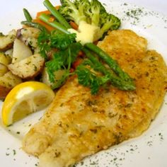 Greek Recipes, Fish Recipes, Recipies, Fish Dishes, Weight Watchers Meals, Fish And Seafood, Poultry, Food Processor Recipes, Salmon