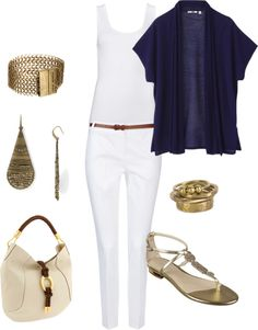 Crisp White, created by mdkopf on Polyvore