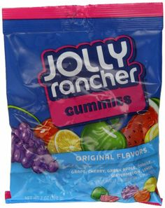 Jolly Rancher Gummies Candy 198 g (Pack of 2): Amazon.co.uk: Grocery