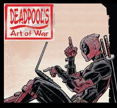 Cable & DeadPool, 【Cable & Deadpool】Deadpool's Art of War ~by W....
