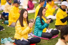 Persecution of Falun Gong Continues Into 2015.  Write a public official about the plight of Falun Gong practitioners in China. Your voice can help restrain and end the persecution.