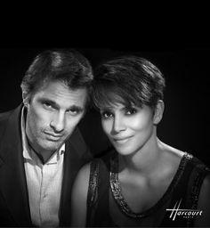 Olivier Martinez et Halle Berry <3