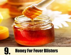 Honey For Fever Blisters