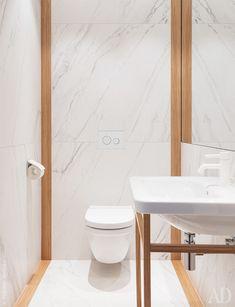 Квартира в Риге по дизайну Агнес Рудзите: мебель ар-деко в современном пространстве | Admagazine | AD Magazine