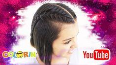 Preparándonos para el vídeo de la semana #trenza #treccia #trenzas #tresses #braid #braids #girl #girs #hair #hairdo #hairstyle #colorin #peluqueria #peinado #cúcuta