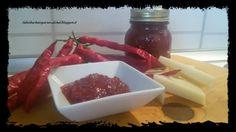 Marmellata di Peperoni Rossi ~ Fabio Barbato Personal Chef