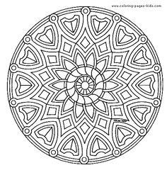 5383 Best Printable Mandalas Images In 2019 Mandala Coloring Pages
