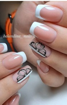 Cute Nails, Pretty Nails, Self Nail, New Nail Art Design, Magic Nails, Nail Art Designs Videos, Pedicure Nail Art, Shellac Nails, Chrome Nails