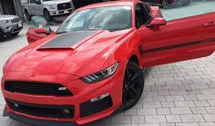 Roush Warrior T/C Mustang Military Special Edition