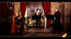 ALMA PROJECT - Harp, Violin & Flute DC - Canon In D Major (Johann Pachelbel)