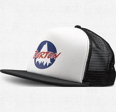Mountain '86 Hat - True Black