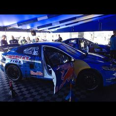 @brycemenzies7 #xgames #racing #rallyCross and not the usual #TrophyTruck with #RedBull support