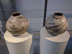 Cerámicas (muestra en el Museo Gurvich, Montevideo, Uruguay)