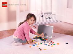 LEGO: A criatividade perdoa tudo