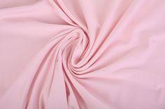 Bavlněný úplet světle růžové barvy 5438/011 Icing