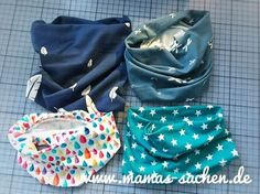 New Pics Sewing gifts design Popular Halssocke für Babys Anleitung Beginner Crochet Projects, Sewing Projects For Kids, Sewing For Beginners, Sewing For Kids, Baby Sewing, Free Sewing, Diy For Kids, Halo, Baby Tie