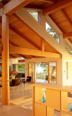 Beautiful Vacation Home Designed By Penner Associates Interior Design Located Salt Spring Island BC Canada