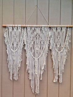 Nice 100 Awesome Macrame https://decoratio.co/2017/03/100-awesome-macrame/ The plastic types supply the best variety. These styles can be understood on a variety of individuals ranging for businessmen to models. In addition, there are many other different types of rings for both women and men. Both ways, you'll be in the most recent fashion. Next you need to decide the overall kind of hanger...
