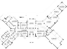 Ranch Style Floor Plans Images About Small House 1700 To 1800 Sq Ft Open For Homes . floor plans ranch style with basement. House Plans One Story, House Plans And More, Ranch House Plans, Bedroom House Plans, Best House Plans, Dream House Plans, House Floor Plans, Rambler House Plans, The Plan