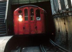 Glasgow Subway, Car, Trains, Automobile, Autos, Cars, Train