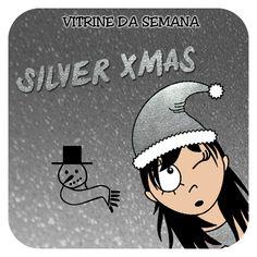Cookie Plushie: Vitrine da semana - Silver Xmas