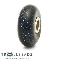 Trollbeads Blue Goldstone Bead From