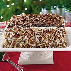 Homemade Buttercream Frosting Recipes | Bourbon Buttercream Frosting | SouthernLiving.com