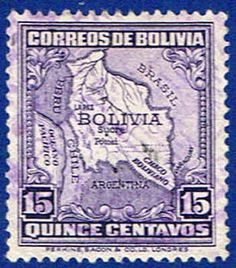 Blue Moon Philatelic - Bolivia 200 Stamp - Map of Bolivia Stamp - SA BL 200-1 USED VLC, $0.65 (http://www.bmastamps2.com/stamps/south-american-stamps/bolivia-stamps/bolivia-200-stamp-map-of-bolivia-stamp-sa-bl-200-1-used-vlc/)