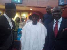 Welcome to Nonsoloaded's blog: Former Senate President, David Mark elected new Se...