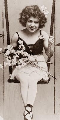 Lillian Leitzel. She was an acrobatic artist for Ringling Brothers circus, and she performed feats of acrobatics high up on a rope. She was a superstar of the show, and a superstar of her day. She was killed while performing in front of an audience in Denmark. A clasp holding her rope shattered, and she fell to her death