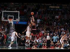 Derrick Rose's Top 10 Plays of the 2012 NBA Season