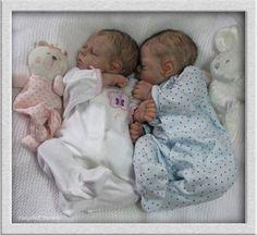 Twin Reborn Dolls | Reborn Dolls Twins Prototype baby doll reborn
