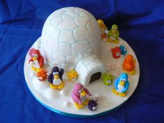 penguin cake - Yahoo Search Results