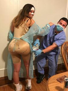 Plastic surgery costumes