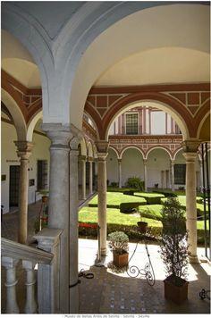 Museo de Bellas Artes de Sevilla. Andalucía, España.